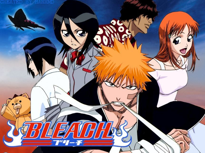 Lagu Mp3 Ost Bleach Full Version Lengkap Animasi, Manga