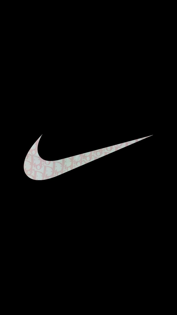 Nike X Dior 2 Jordan Logo Wallpaper Nike Wallpaper Dior