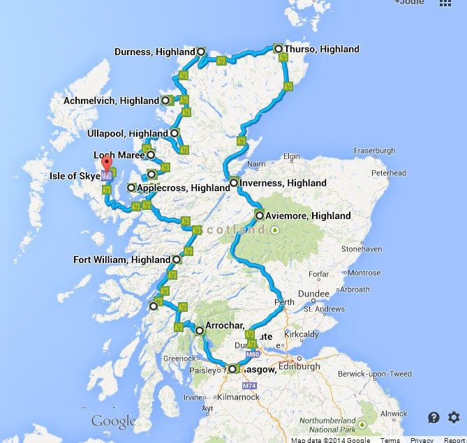 Planning A Roadtrip Around Scotland And I Need Your Help The Little Backpacker Scotland Road Trip Scotland Road Trip Map Road Trip Uk