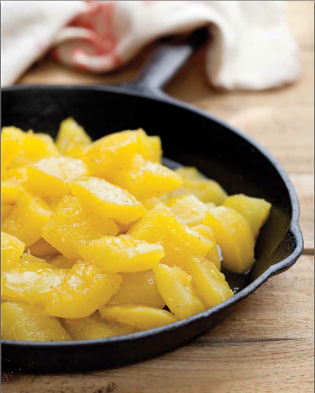 The Colonel's Transparent Squash Food, Recipes, Fast