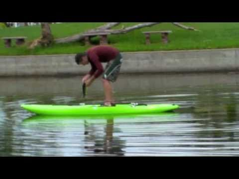 Stand Up Paddle Board Fishing - http://paddleboardsreviews.com/stand-up-paddle-board-fishing/