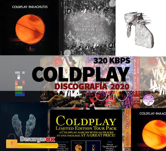 Coldplay Discografía 320 Kbps Full Discography 2020 Mega Descargasok A Lo Cabr Coldplay Descargar Música Musica