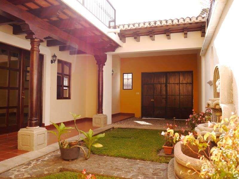 Fotos de casa en guatemala