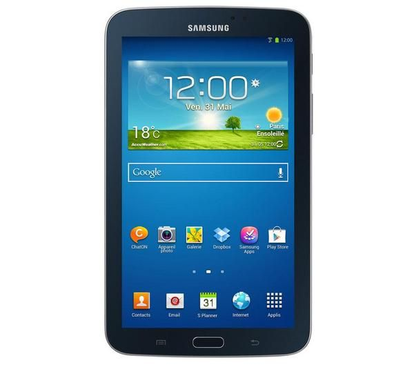 Priceshoppers Fr Tablette Galaxy Tab 3 Wifi 7 8 Go Noir Tablette Avec Images Tablette Galaxy Tablette Galaxy