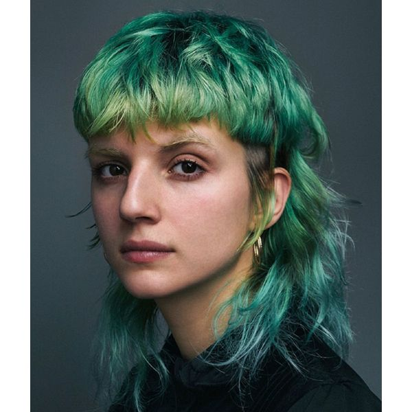Chic Mullets (With images) | Punk hair, Short punk hair ...