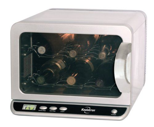 Koolatron Wc06g Ca 6 Bottle Countertop Wine Cellar This Is An
