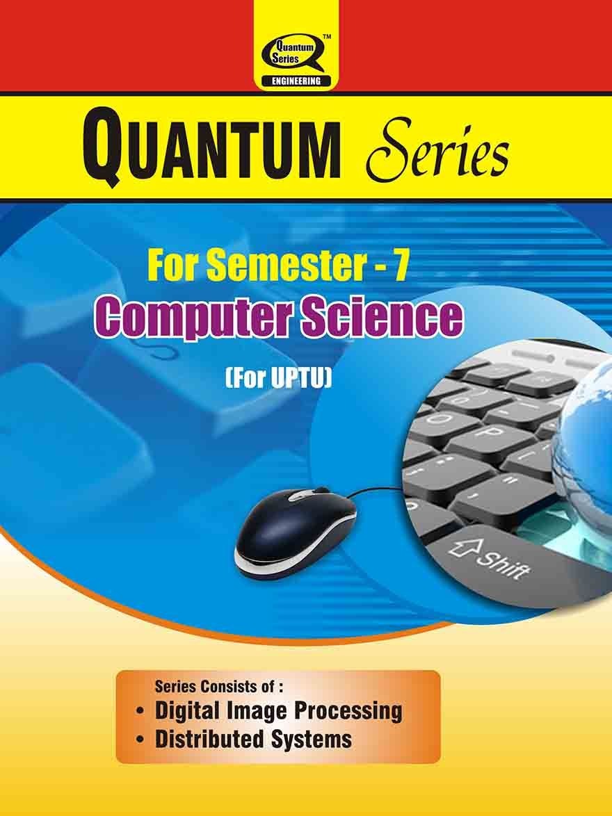 Quantum Series offers Computer Science books for UPTU