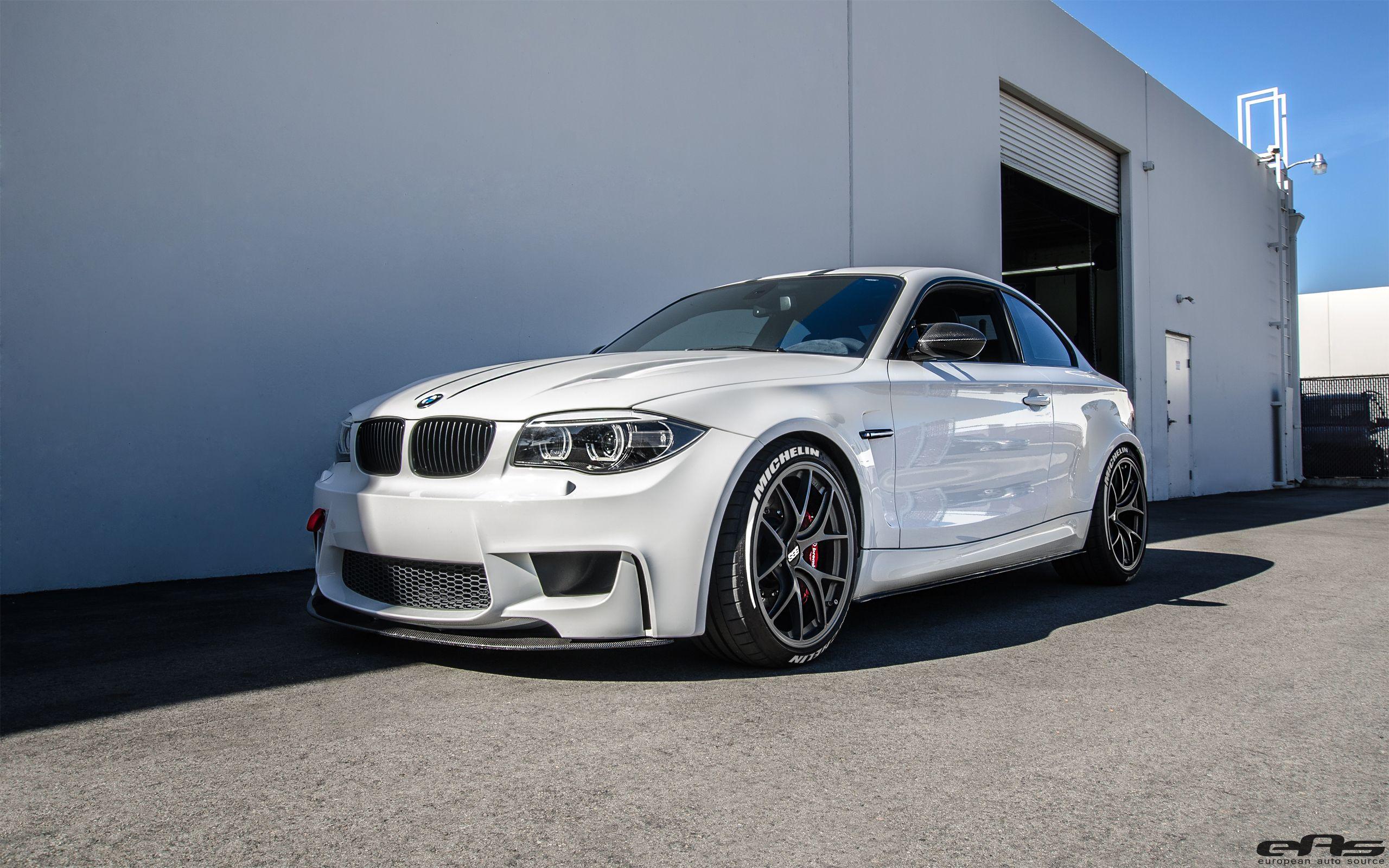 Alpine White E82 1m Bmw Bmw Performance Bmw Series