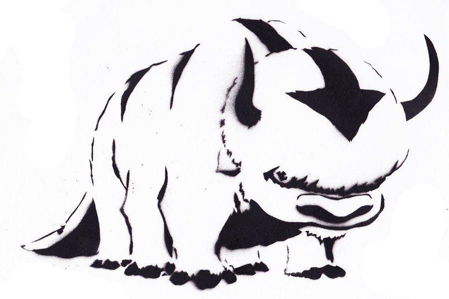 stencil for bleach/paint shirts | Yip Yip | Pinterest