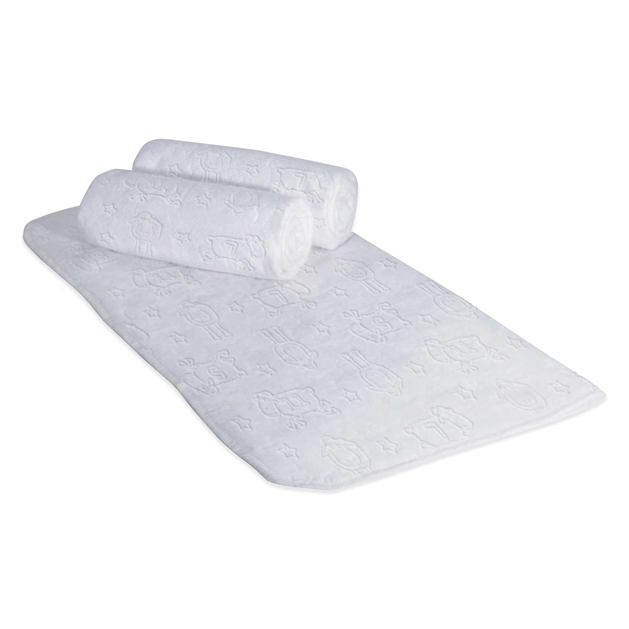 Serta Perfect Sleeper 3 Pack Lap And Burp Pads Serta Perfect