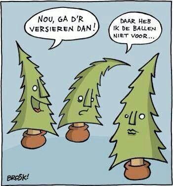 Kerstboom Grappig Grappige Woordspelingen En Cartoon Jokes