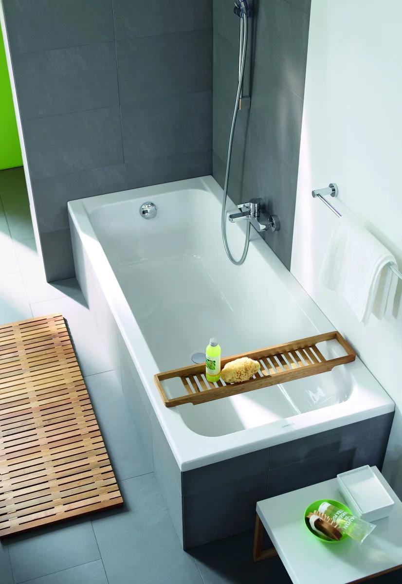 Duravit 700096000000092 D Code 63 Drop In Build Com Modern Bathtub Built In Bathtub Bathtub Remodel