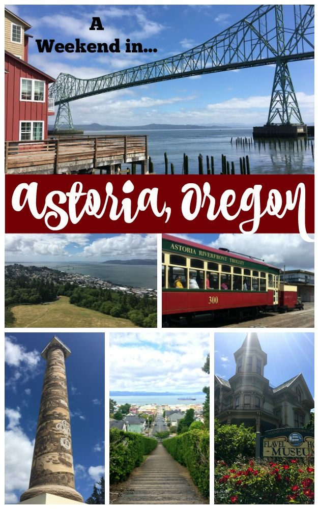 A Weekend in Astoria, Oregon #traveloregon