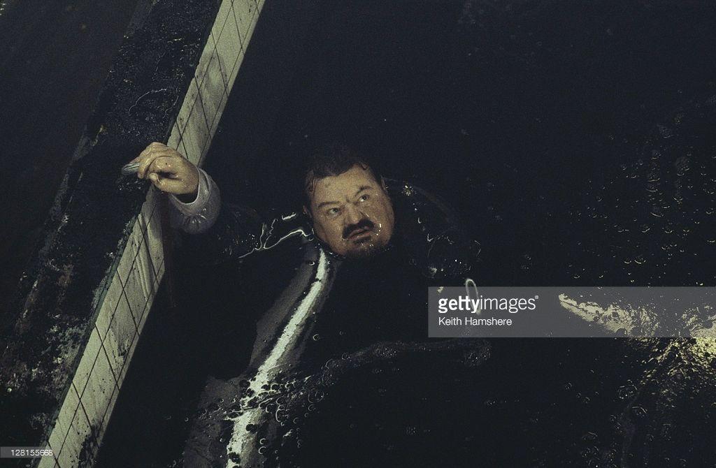 Scottish Actor Robbie Coltrane Stars As Valentin Dmitrovich Zukovsky In The  James Bond Film U0027The
