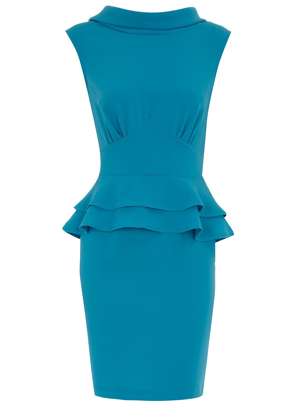 I want a peplum dress