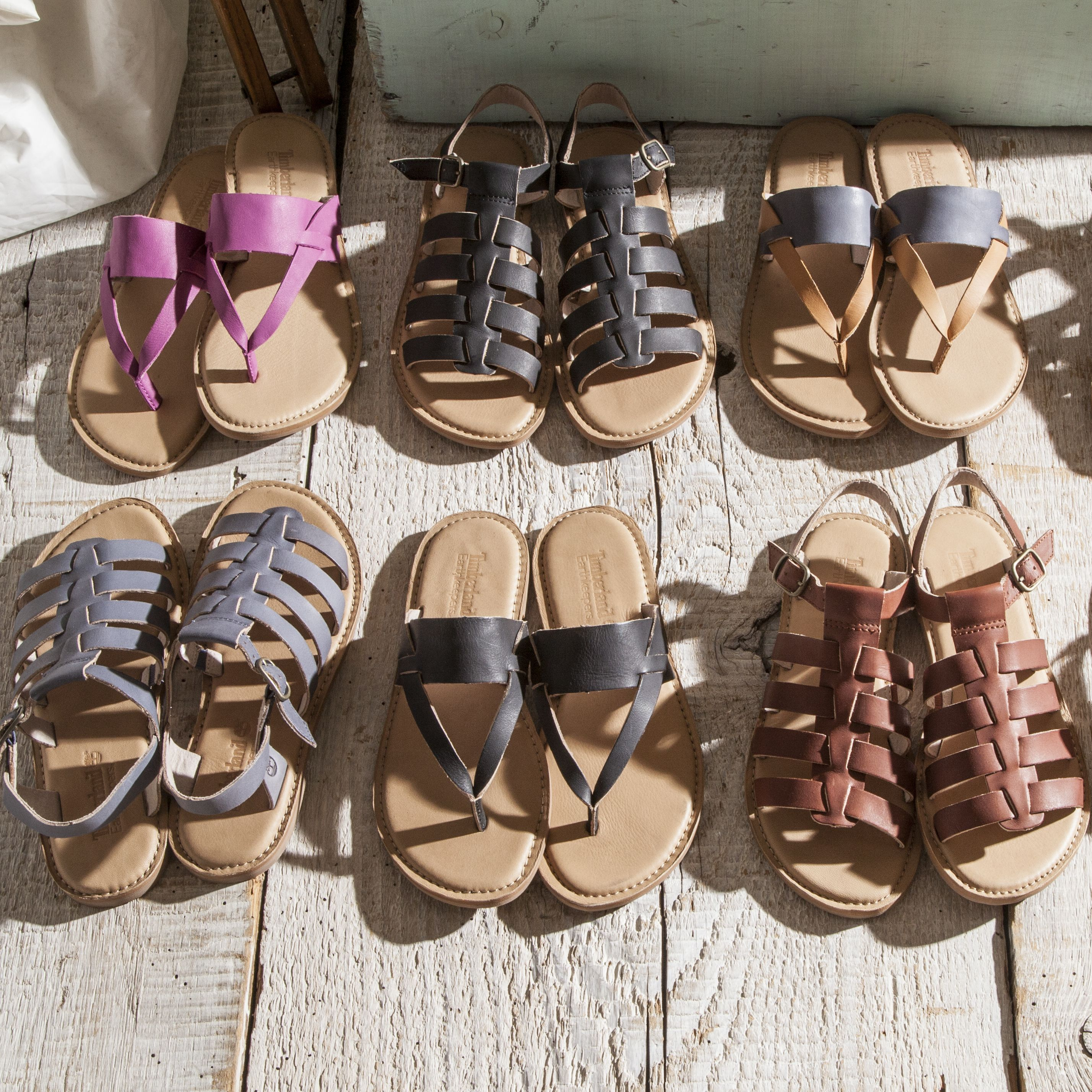 Sandals | Leather sandals women, Most comfortable sandals