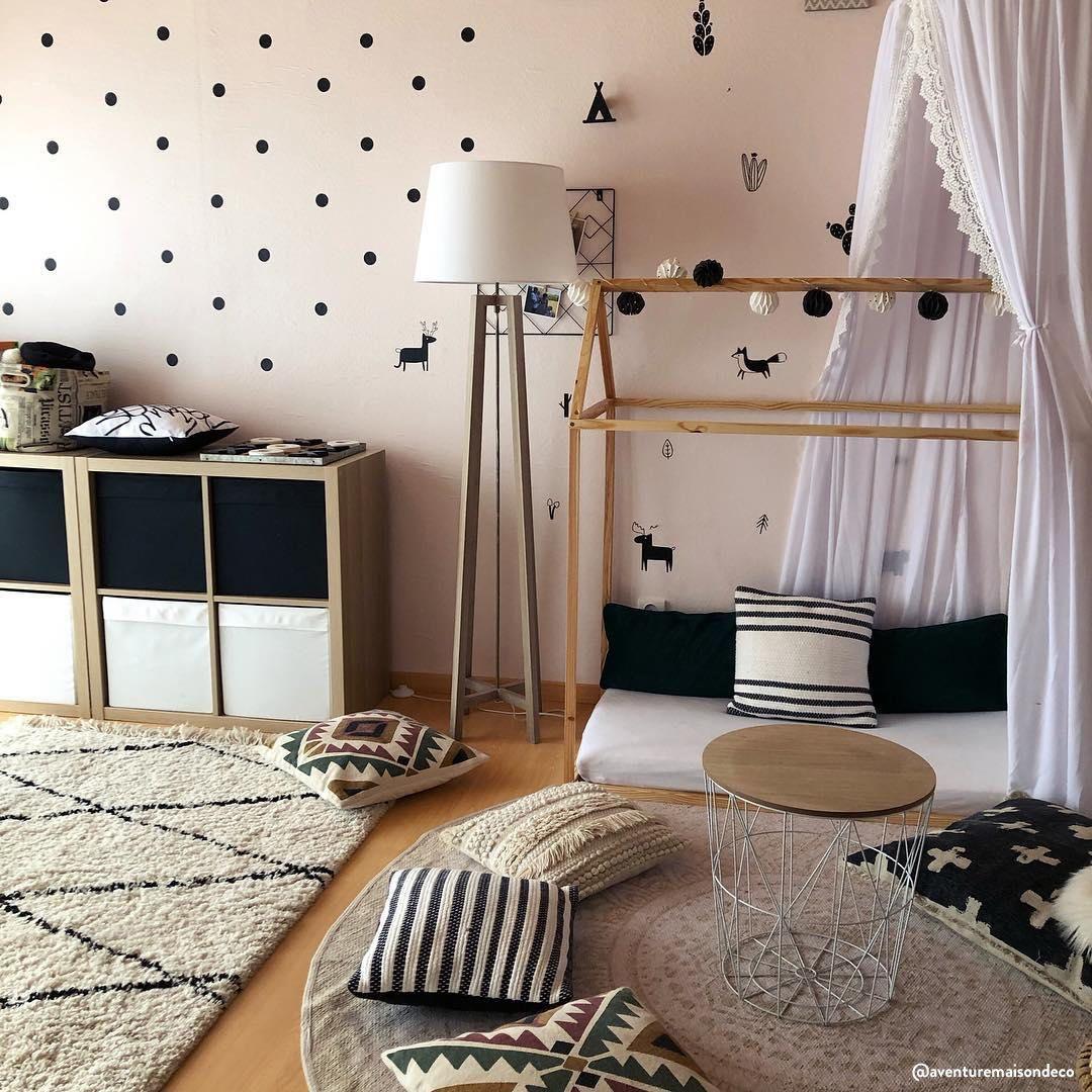 Una cameretta da sogno 🌈 Una cameretta decorata con amore