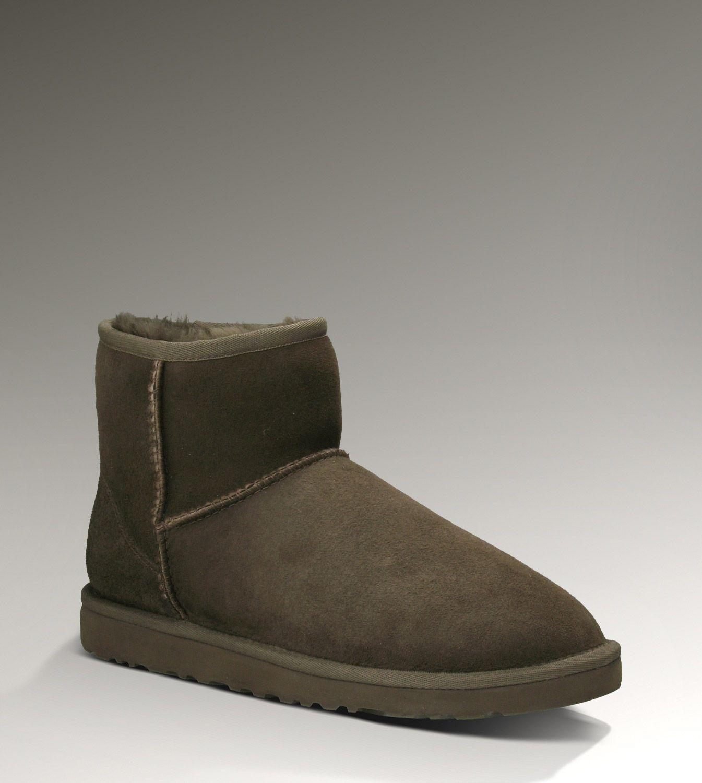 Ugg Mini Classic 5854 Chocolate Boots Ugg Classic Mini Ugg Classic Mini Boot Womens Ugg Boots