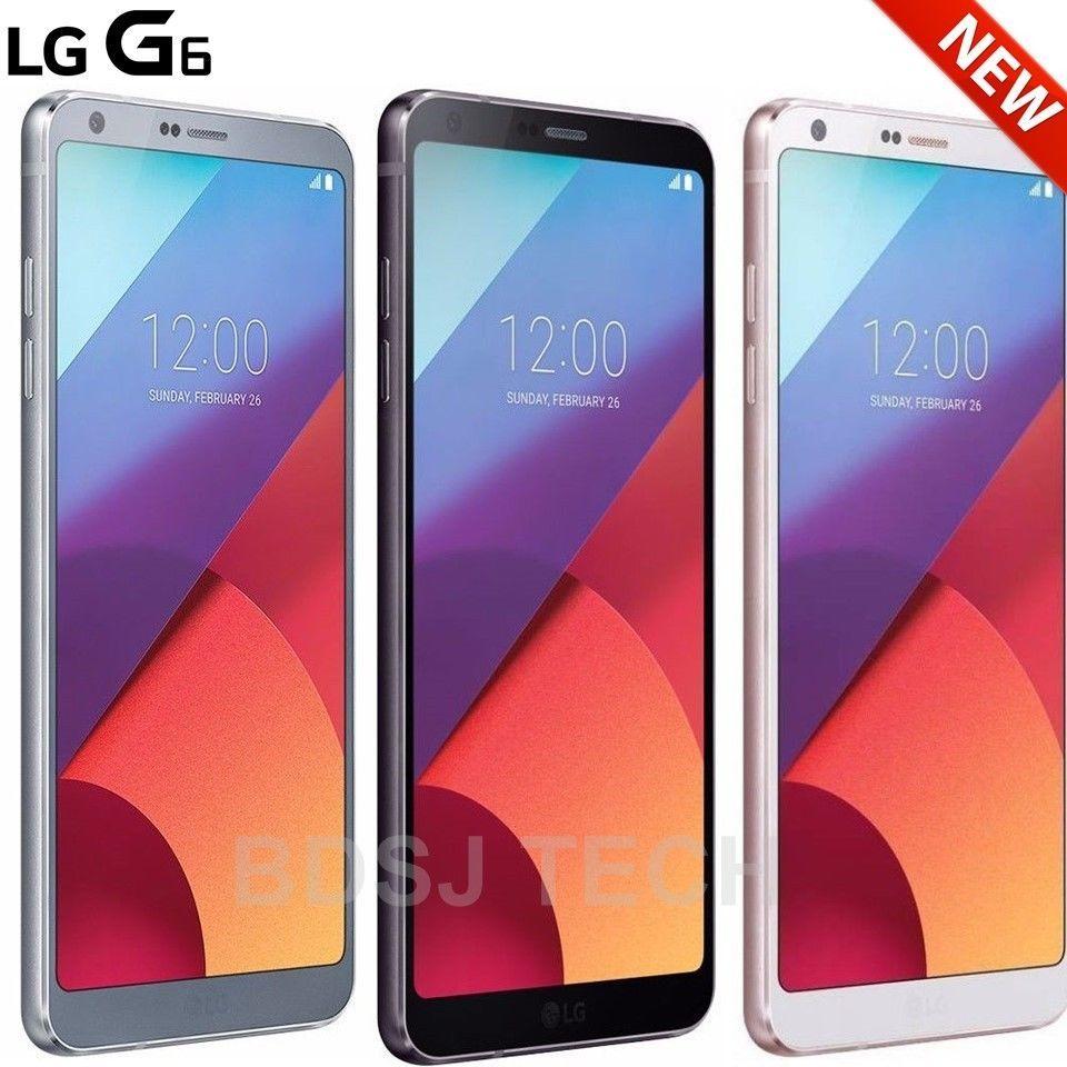 LG G6 H870DS (64GB) 4G LTE, 5 7