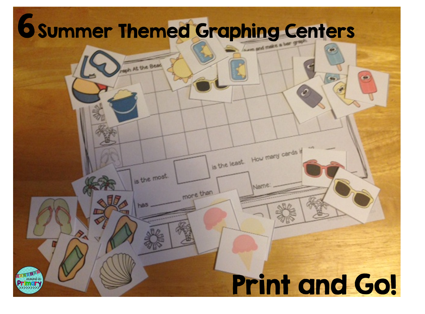 Summer Graphing Centers Data Management