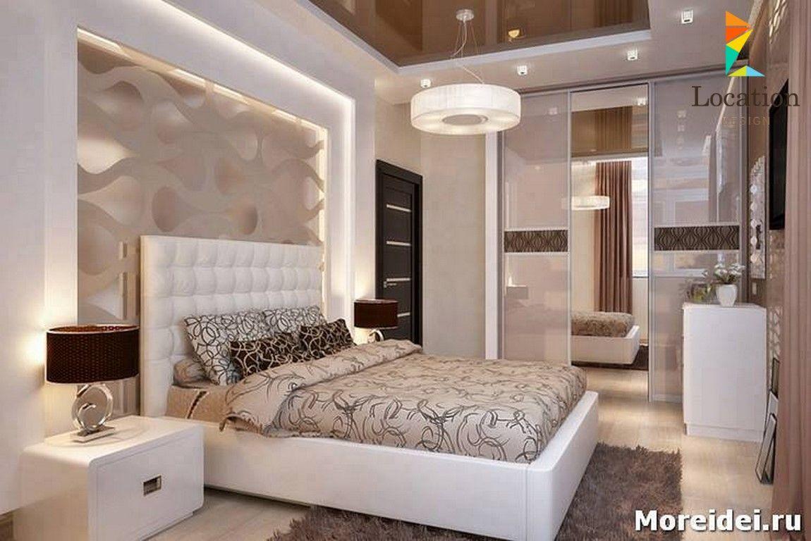 اجمل ألوان غرف نوم 2017 2018 للعرسان لوكشين ديزين نت Bedroom Interior Luxurious Bedrooms Apartment Interior