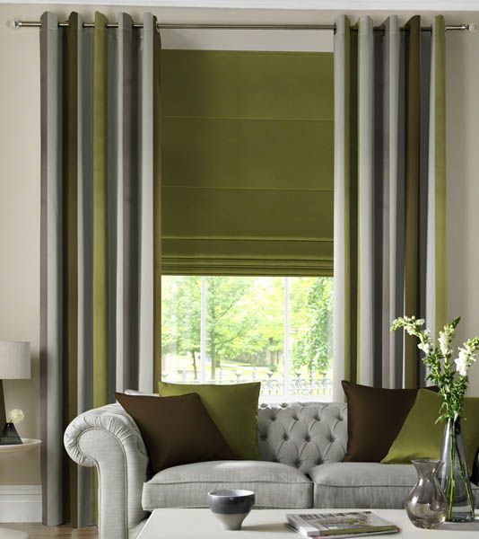 Images Of Roman Blinds With Curtains Curtain MenzilperdeNet