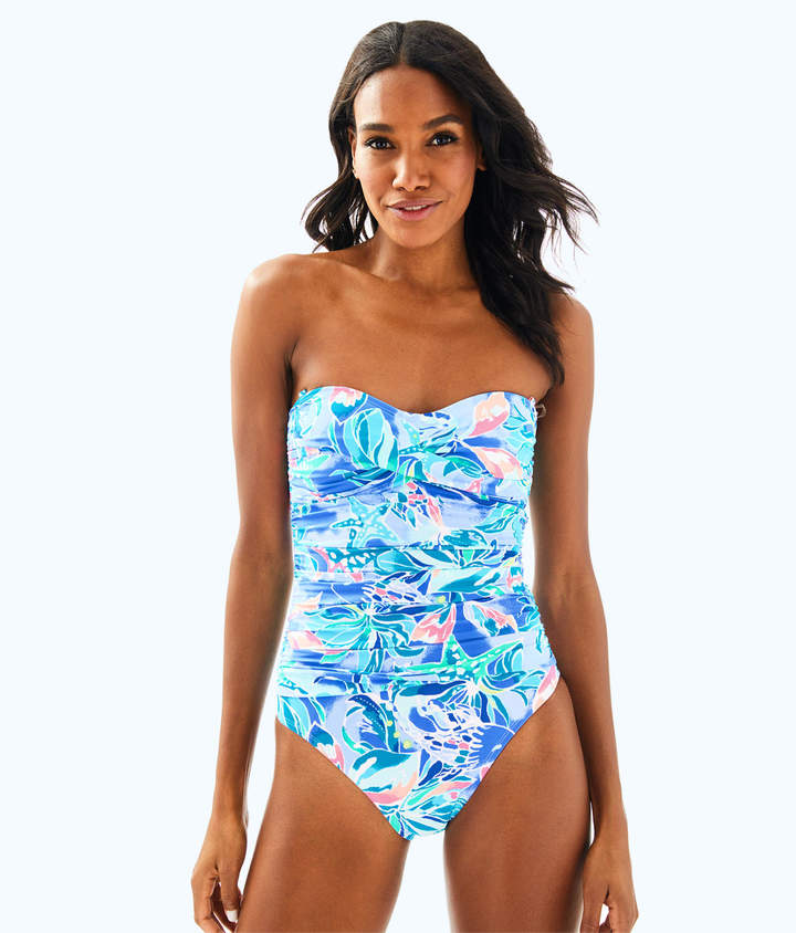9fc824729d Flamenco One Piece Swimsuit | Lilly Pulitzer obsession | Swimsuits ...