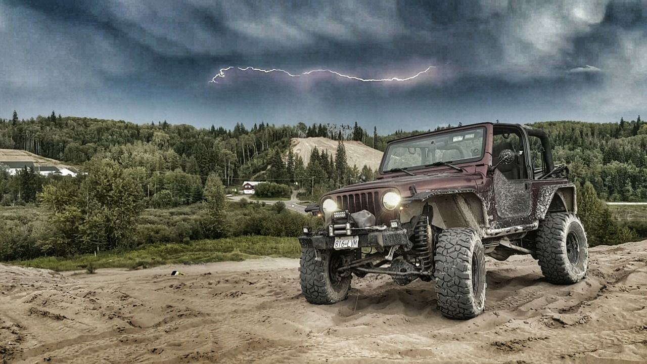 Captured This On My Last Days Off From Work Aug 2016 Jeep Jeep