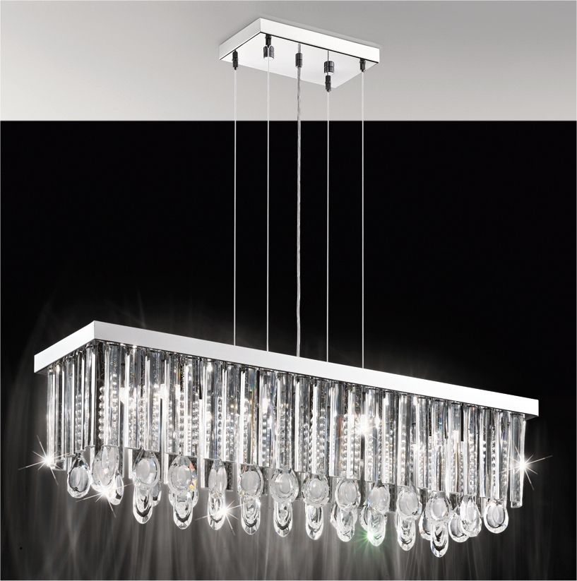 Crystal droplet ceiling light 3 sizes room lightsceiling lightsluxury lightinglighting shopsinterior