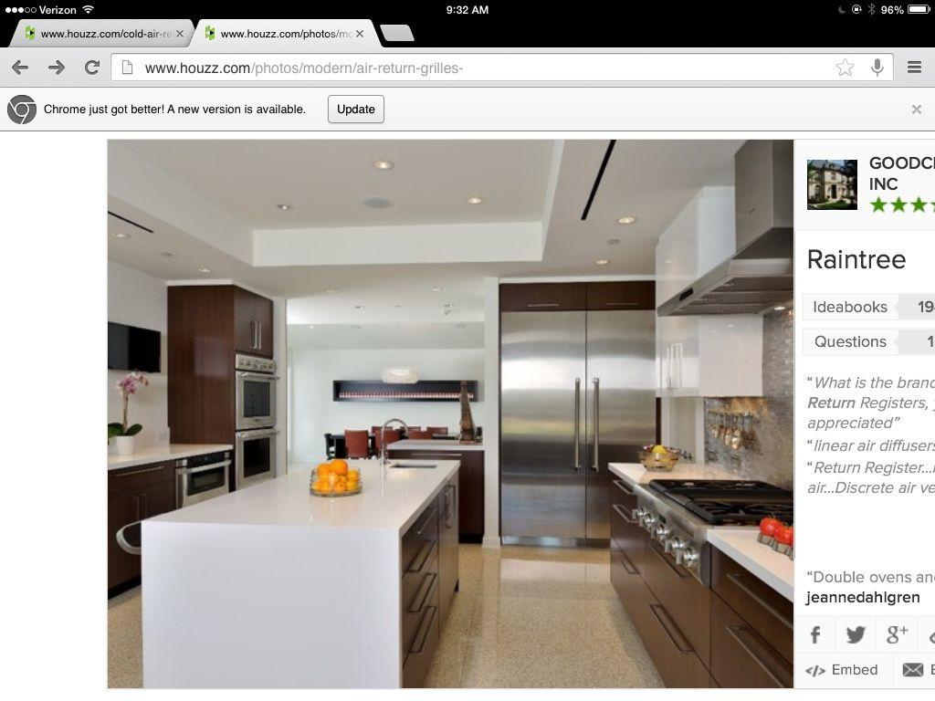 modern ac vents My Casita Pinterest Home decor