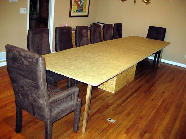Dining Table Pads Pads For Saving Your Dining Tables Life - Folding dining table pads