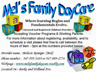 photograph about Free Printable Daycare Flyers identified as free of charge printable daycare flyers Wherever Understanding Commences and