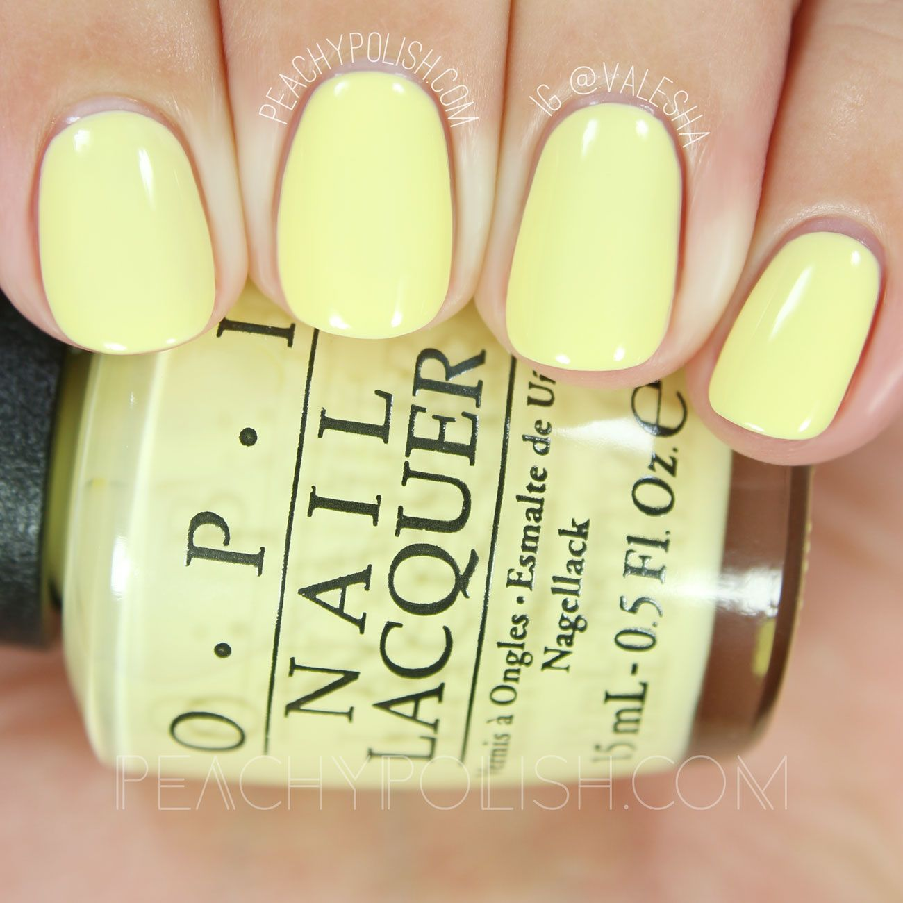 OPI: Retro Summer 2016 Collection Swatches & Review – Peachy Polish