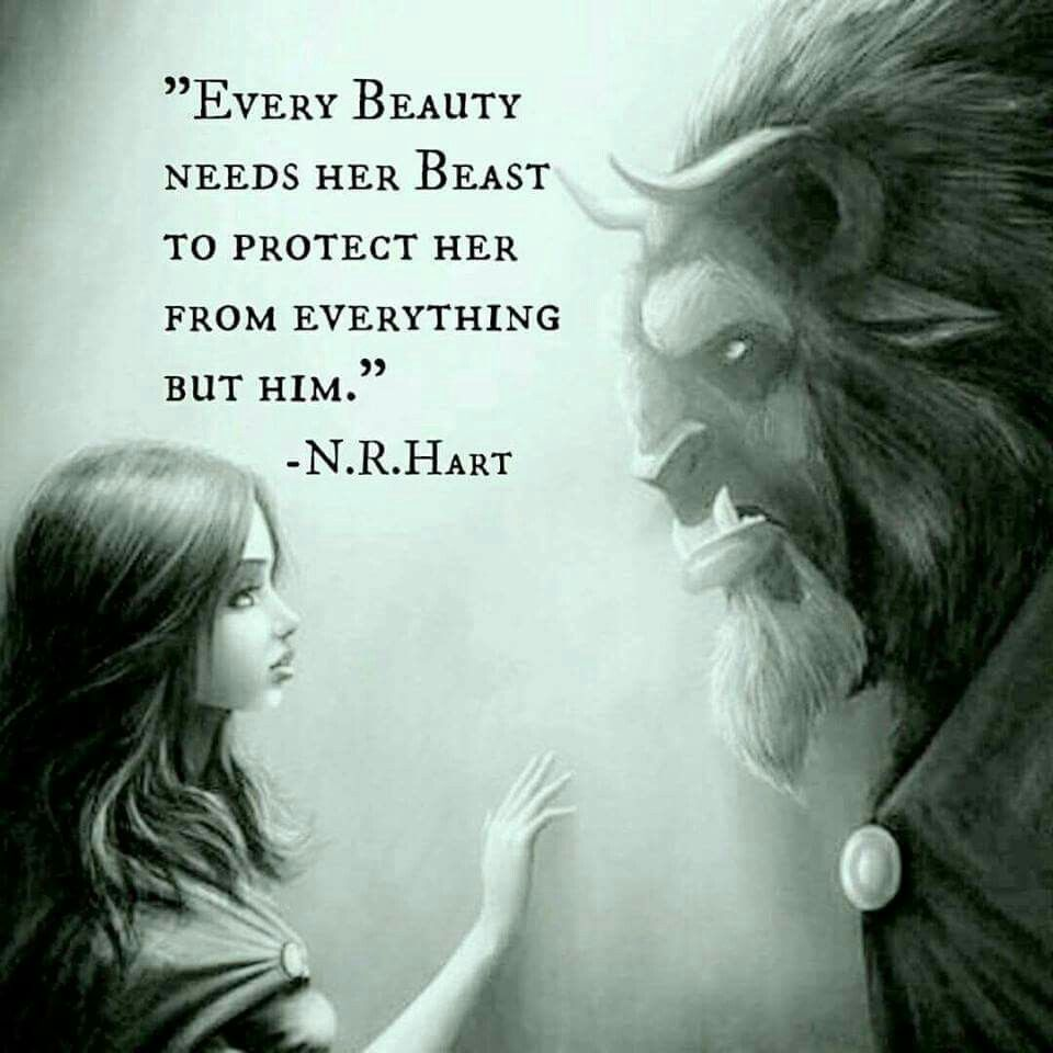 Every Beauty Needs Her Beast Disney Pinterest Beast Quotes