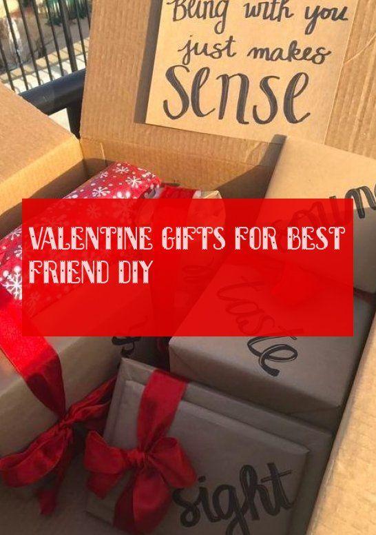 Valentinstag Geschenke Für Beste Freundin Diy