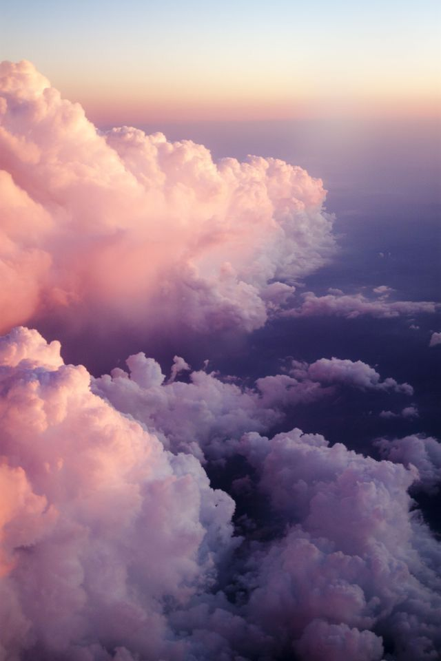 Pin Oleh Lunartic Demigod Di Fondos De Pantalla Latar Belakang Wallpaper Iphone Gambar Awan Clouds wallpaper iphone aesthetic awan