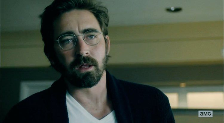 """IAmAllShadesofGay on Twitter: """"Again facial expression, Lee Pace deserving an Oscar! #HaltandCatchFire https://t.co/iNyU4bAhIG"""""""