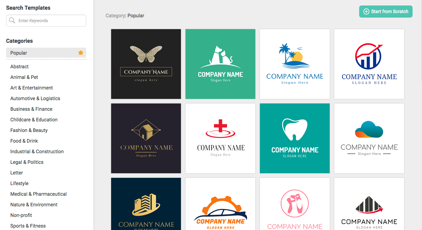How to Create a Professional Quality Logo with DesignEvo