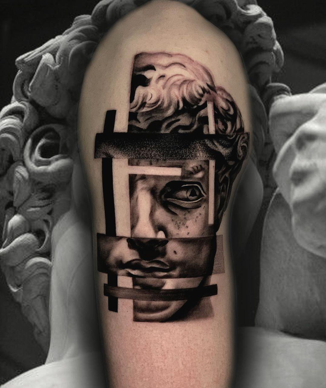 By @dom_tattooer  #tattoodefender #tattoodefenderteam #tattoodefenderaftercare #tattooink #tatuati #tatuatori #loveyourskin #movesafe #tattooart #tattoos #tat #tattooing #realistic #realistictattoo #tattoorealistic #realistictattoos #realisticink #ink #inktattoo