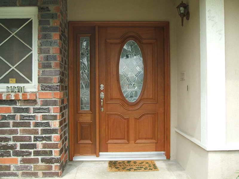 Home depot front doors for Home depot front doors wood