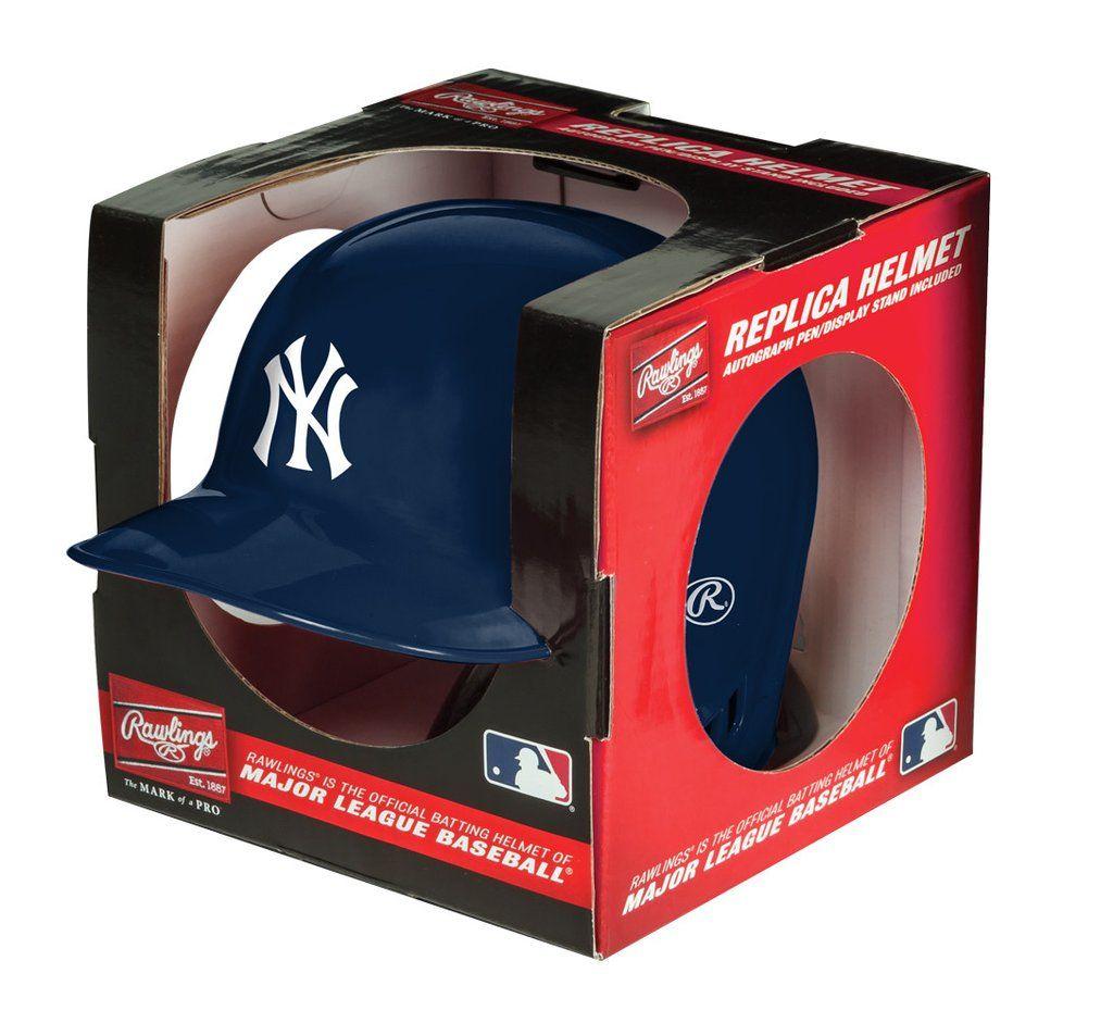New York Yankees Batting Helmet Replica Mini Batting Helmet Mini Replicas Helmet