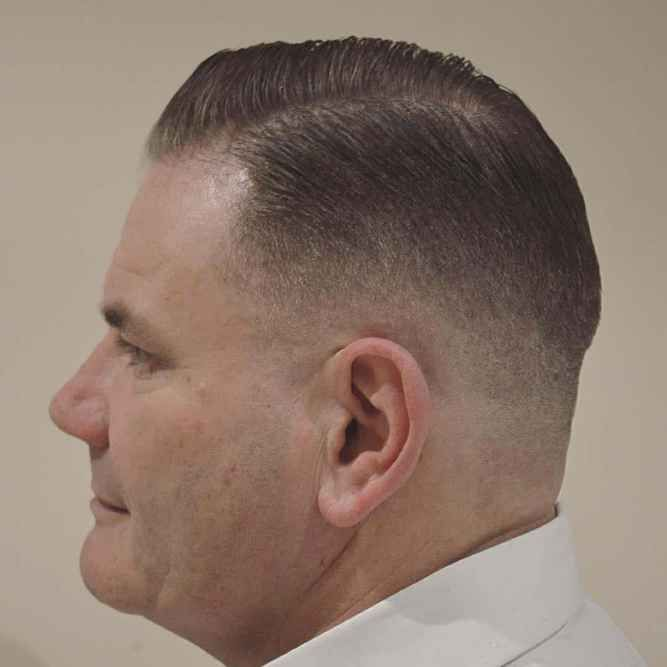 Receding Hairline Haircuts Ideas For Mens Hairstyles Pinterest