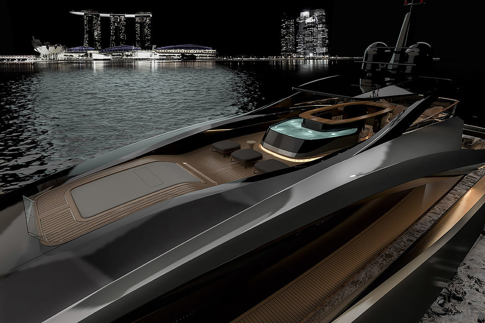 Rossinavi X Pininfarina Super Sport 65 Yacht Super Sport Yacht Super Yachts
