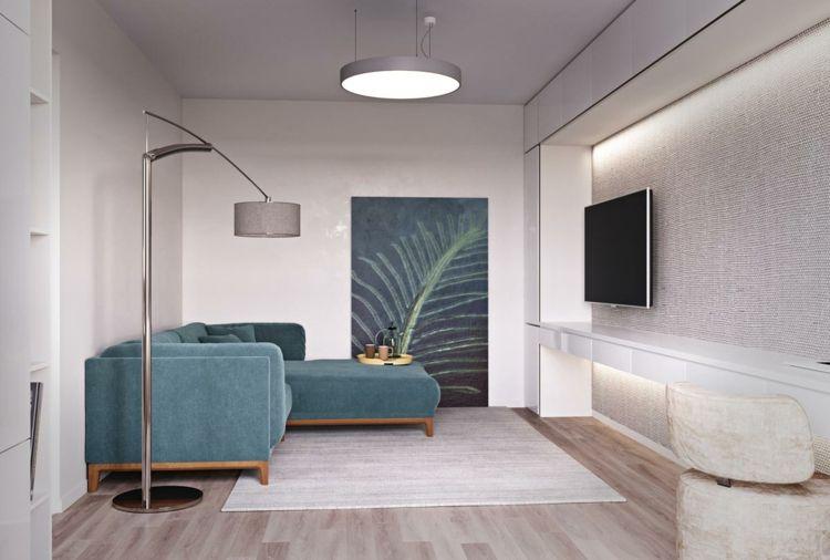 Wohnzimmer Einrichtungsideen Beispiele \ Tipps für den trendigen - wohnzimmer design beispiele