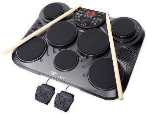 pyle pro pted01 electronic table digital drum kit top w 7 pad digital drum kit price. Black Bedroom Furniture Sets. Home Design Ideas