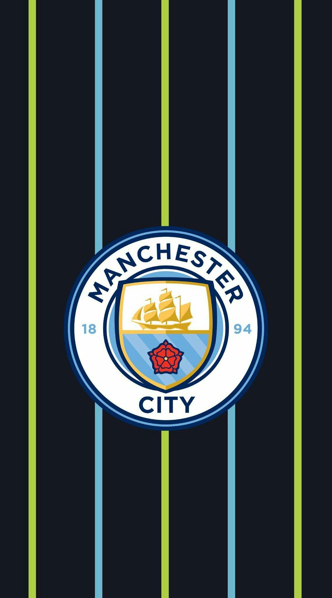 Man City Logo Manchester City Wallpaper City Wallpaper Manchester City