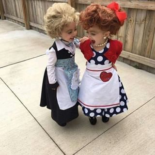 30 Matching Siblings Halloween Costumes which are the cutest costumes of the year