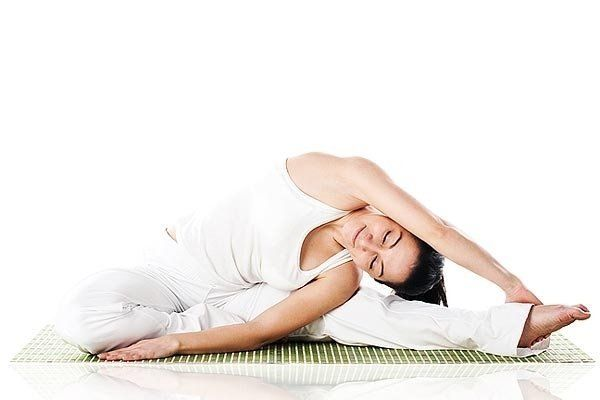 Yoga Poses for a Better Night's Sleep