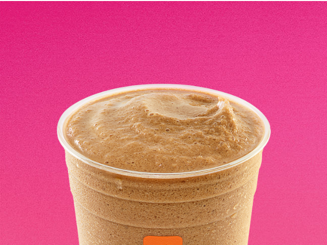 Dunkin Donuts Medium Frozen Coffee Nutrition Facts di 2020