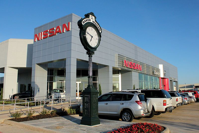 New And Used Nissan Dealership In Houston Tx Baker Nissan Serving Conroe Spring Tomball Katy The Woodla Nissan Ferry Building San Francisco Dealership
